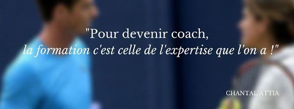 Devenir coach formation